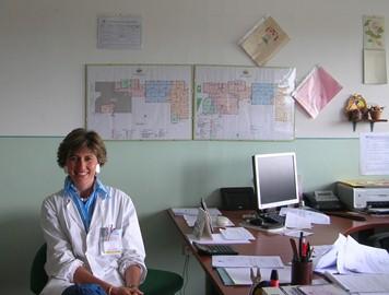Dott.ssa Patrizia Bazzarone - Visite Agopuntura Geriatria Torino