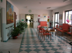Casa di riposo La Baraggia a Candelo (BI) interni
